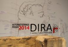 DIRA Automatiseringsprisen overrækkes den 9. sept.