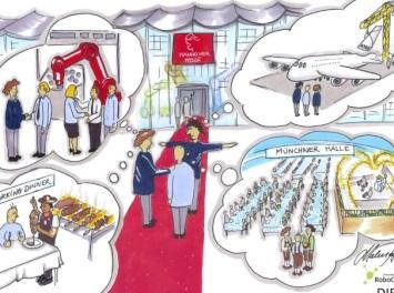 Kom med på Nordeuropas største Industrimesse i Hannover