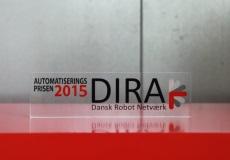 Største antal indstillinger til DIRA Automatiseringsprisen nogensinde!