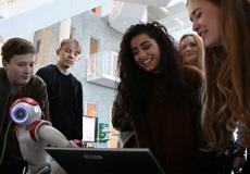 3 dages innovationsrejse for 800 folkeskoleelever er slut