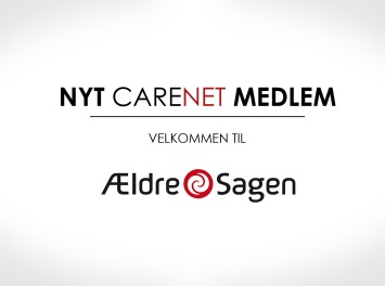 Ældre Sagen er nyt medlem af CareNet