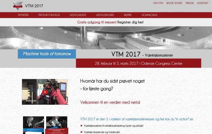 Oplev 16 DIRA-medlemmer på VTM