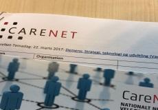 CareNet temadag om Demens, strategi, teknologi og udvikling er stor succes
