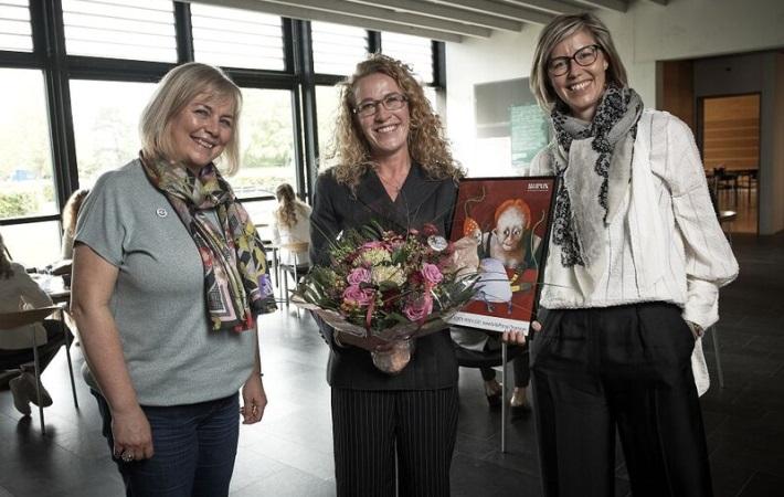 Jeanette Reffstrup Christensen vinder ROPOX-prisen