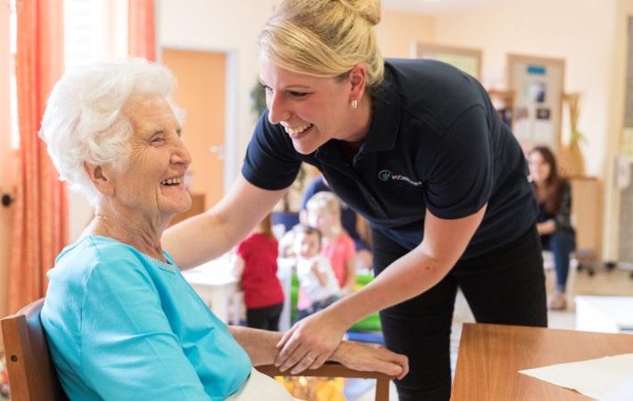 Nyt projekt skal sætte fokus på plejepersonalets sundhed
