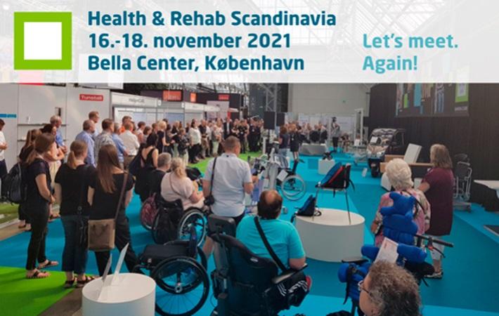 Health & Rehab Scandinavia - Messen for hjælpemidler og velfærdsteknologi