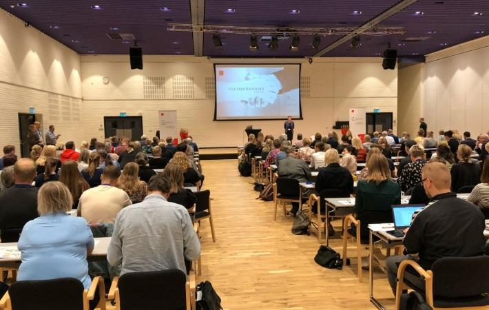 """Konferencen for Velfærdsteknologi anno 2021: """"Kunne ikke være gået bedre"""""""