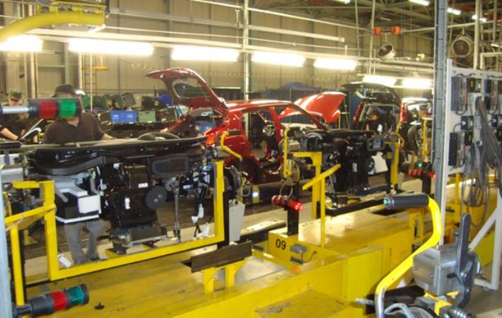 Studietur - oplev 7 timer på Europas mest effektive bilfabrik