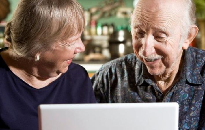 Det digitale Danmark er ungt - men er de ældre borgere med?