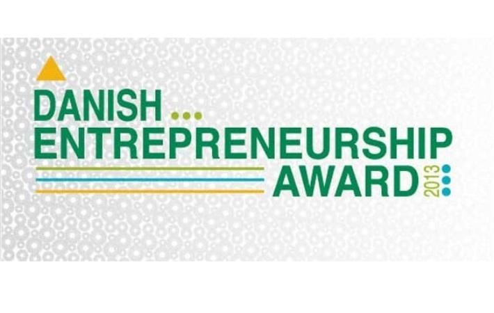 Danish Entrepeneurship Award 2013