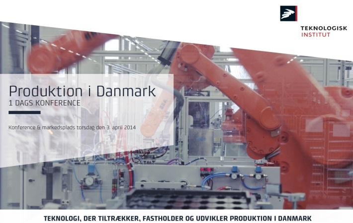 Produktion i Danmark