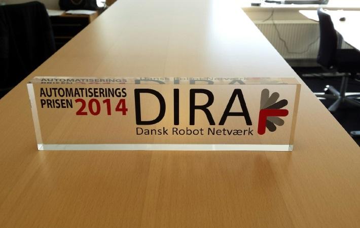Største mediefokus nogensinde på DIRA Automatiseringsprisen