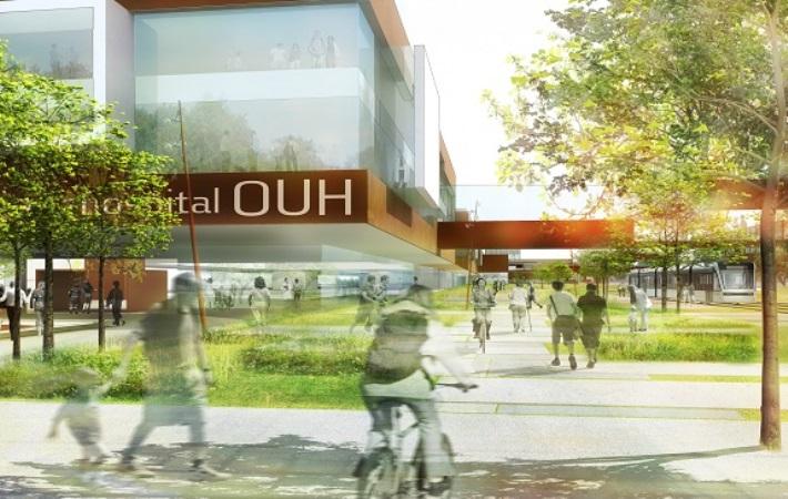 Nyt Odense Universitetshospital, OUH