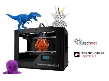 Kursus: 3D print i skoleundervisningen