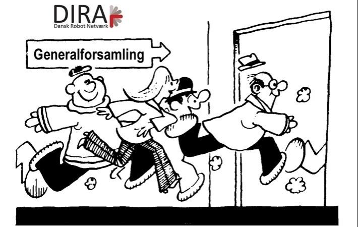 DIRA Generalforsamling