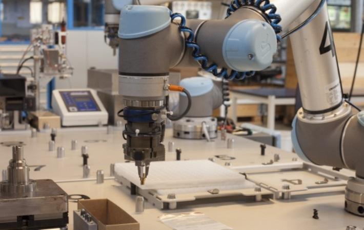 Besøg ved Elos Medtech Pinol - nomineret ved DIRA Automatiseringsprisen 2015