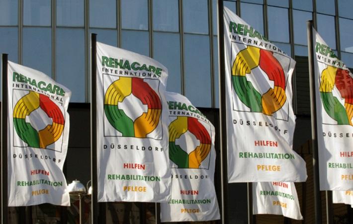 CareNet-vidensrejse til REHACARE-messen i Düsseldorf