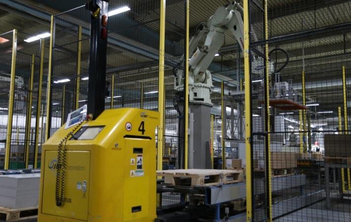 Schur Pack - Fuld tryk på emballage - helt automatisk