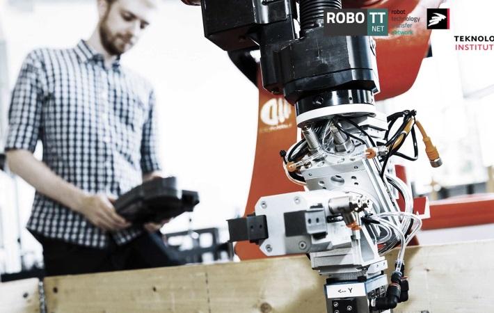 EKSTERN - Open Lab i ROBOTT-NET: Kom videre med robotteknologi