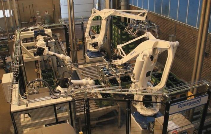 Carlsberg - Styr på pallerne - Nomineret til DIRA Automatiseringsprisen