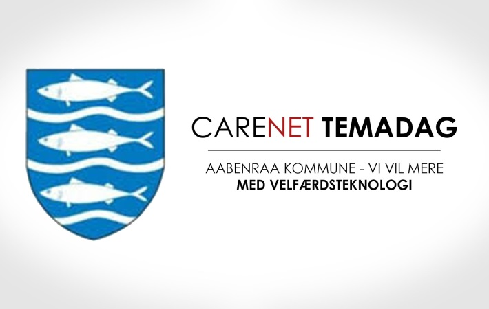 CareNet Temadag: Aabenraa Kommune – Vi vil mere med velfærdsteknologi (Aabenraa) - GRATIS arrangement