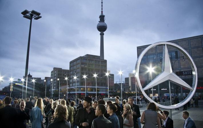 EKSTERN - Rejs med til Berlin og oplev bl.a. Mercedes Benz