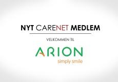 Arion Nordic ApS nyt medlem af CareNet