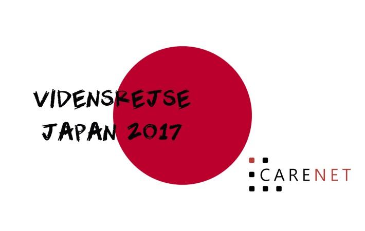 CareNets videns-og inspirationsrejse til Japan