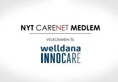Welldana Innocare A/S er nyt medlem af CareNet