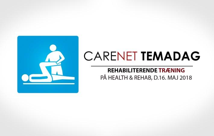CareNet-Temadag: Teknologiunderstøttet Rehabiliterende Træning (Health & Rehab)