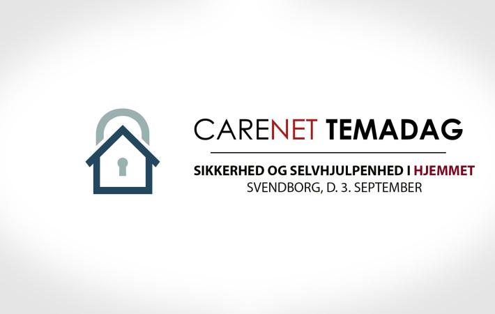 CareNet-Temadag: Sikkerhed og Selvhjulpenhed i Hjemmet