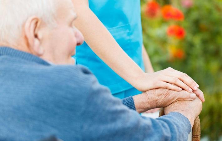 Ny landsby bygget til mennesker med demens