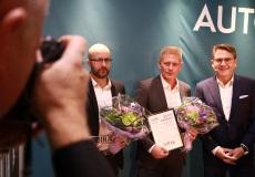 Pressemeddelelse: Og vinderen af DIRA Automatiseringsprisen 2018 er...