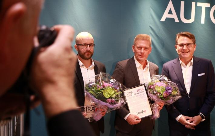 Og vinderen af DIRA Automatiseringsprisen 2018 er...