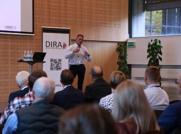 Dugfrisk viden og nye relationer var i højsædet hos DIRA på Automatik 2018