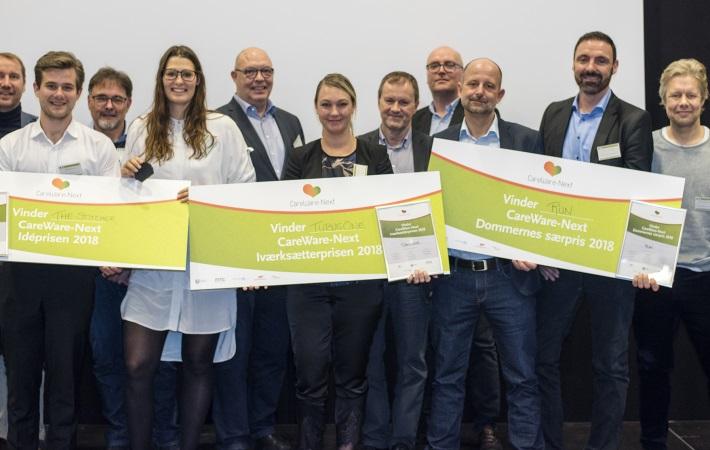 Landsdækkende ide- og iværksætterkonkurrence afgjort: Her er vinderne