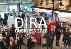 Mere end 800 deltagere tog del i DIRA Business debut