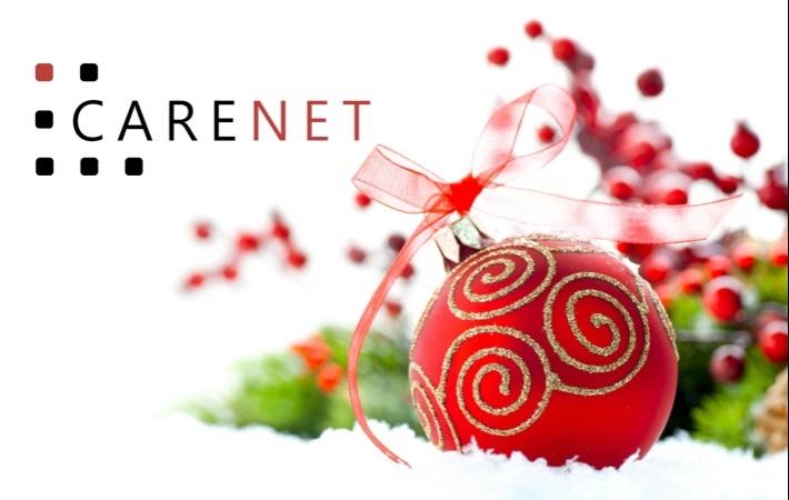 CareNet ønsker dig en glædelig jul og et godt nytår