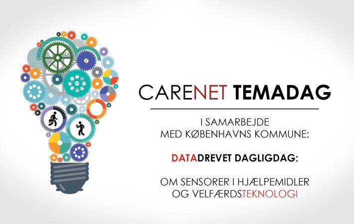 CareNet-Temadag: Datadrevet Dagligdag – og Nat (Amager, København)