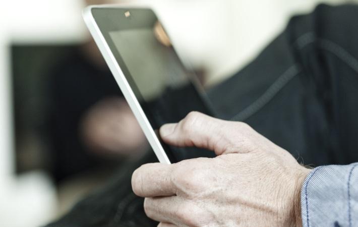 Halvdelen af kommunerne besøger borgere via en skærm