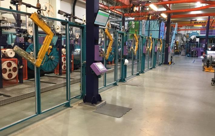 Fuldt booket - Hydro Precision Tubing: Besøg verdens største leverandør af aluminiumløsninger med DIRA