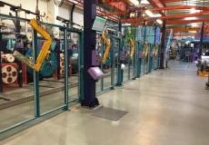 Besøg verdens største leverandør af aluminiumløsninger med DIRA