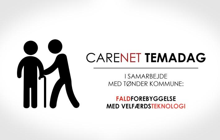 CareNet-Temadag: Faldforebyggelse med Velfærdsteknologi