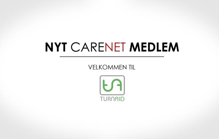 TurnAid er nyt medlem af CareNet