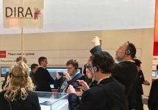 Inspirerende tur til Hannover Messe bød på indblik i den nyeste robotteknologi og potentialet for Industri 4.0