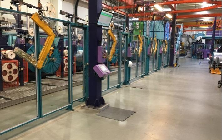 DIRAs medlemmer fik sjældent indblik i produktion hos verdens største leverandør af aluminiumløsninger