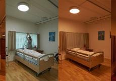 Døgnrytmelys forbedrer arbejdsgangen på Kolding Sygehus og skaber øget velvære hos patienterne