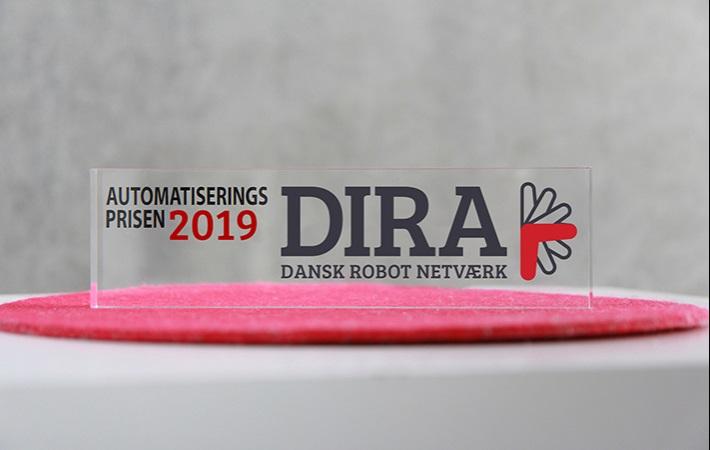Venteliste: DIRA Automatiseringsprisen 2019: Virksomhedsbesøg hos Leth Beton