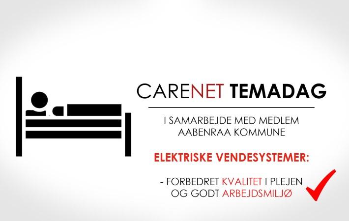 CareNet-Temadag: Ny viden: Elektriske vendesystemer