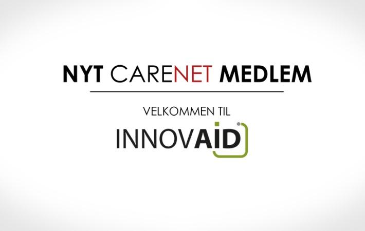 Innovaid A/S er nyt medlem af CareNet